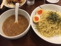 「つけ麺」@麻布ラーメン 慶応三田店の写真