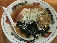 「ラーメン」@中国厨房 盧山の写真