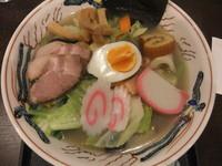 「五目ソバ(853円)」@四つ角飯店の写真