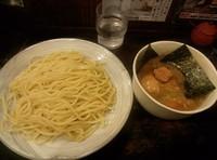 「得製つけ麺  大盛り」@風雲児の写真