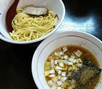 「元祖浜松流つけ麺¥750」@流れ星の写真
