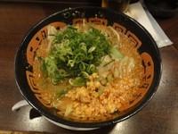 「炒め野菜たっぷりラーメン(ピリカ)」@希望軒 丹波篠山店の写真