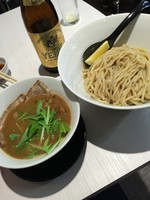 「つけ麺」@GaGana RAMENの写真