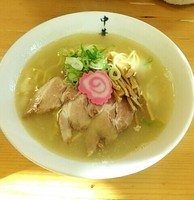 「中華そば塩 @700円」@麺 風来堂の写真