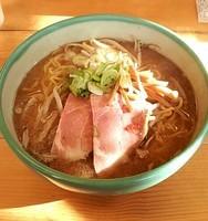 「味噌 @500円(四周年記念価格)」@麺 風来堂の写真