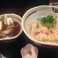 「和風つけ麺:850円」@花いちもんめの写真