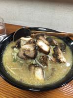 「チャーシュー麺ヤサイマシ」@娘娘魯の写真