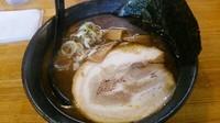 「幻の醤油らーめん(オープニングサービスで半額)」@北海道ラーメン 月形の写真