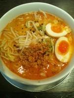 「坦々麺(味玉トッピング)」@HAMASAKUの写真
