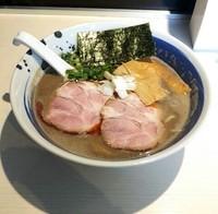 「カラニボ鶏白湯2 @830円」@らー麺 山さわの写真
