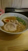 「煮干し醤油ラーメン」@麺や TOSHIの写真
