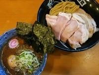 「特製つけそば(小)(150125)」@中華蕎麦 とみ田の写真