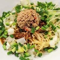 「旨辛汁なし担々麺750円」@麺や 月星の写真