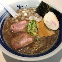 「大凶煮干(¥780)」@らー麺 山さわの写真