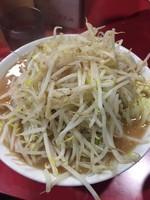 「普通盛、ヤサイ、ニンニク、アブラ、カラメ」@麺屋 鳳の写真