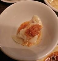 「麻辣水餃子(5個) \480」@チャイニーズキッチン 虎8の写真