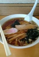 「ラーメン」@朝日屋食堂の写真