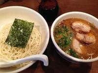 「温つけ麺(大盛):820円」@ラーメン考房 海風堂の写真