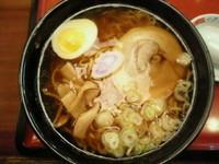 「和風ラーメン 626円」@和風レストラン まるまつ 福島中央店の写真