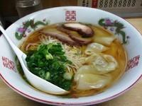 「ワンタン麺」@淡水軒の写真