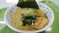 「塩鶏竜田ラーメン」@東京大学 中央食堂の写真