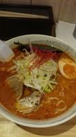 「豚骨辛味噌粕ラーメン」@麺や TOSHIの写真