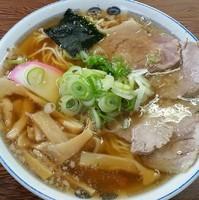 「ラーメン  600円」@チーナン食堂の写真