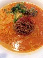 「麻辣坦々麺」@バーミヤン 神奈川大口店の写真