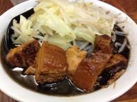 「黒ごまちょもらん麺 ¥980」@ちょもらん麺の写真