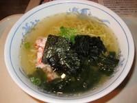「かにラーメン 1,000円」@SUSHI CAFE RETARの写真