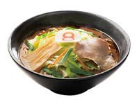 「【野菜こく旨ラーメン】672円」@8番ラーメン 小松店の写真