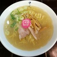 「中華そば 塩」@麺 風来堂の写真