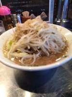 「煮干ラーメン720円」@らーめん大 竹ノ塚店の写真
