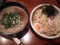 「和風つけ麺(大)」@食彩麺酒房 響の写真