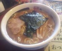 「濃厚魚介醤油らーめん650円」@麺工房 じゃんの写真