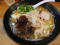 「味噌ラーメン・縮れ麺」@味の蔵 ススキノ店の写真