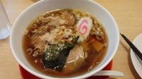 「チャーシュー入り蕎麦(875円)」@中華ごはん かんざしの写真