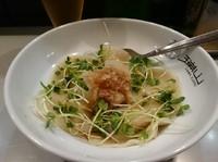 「おろしポン酢の水餃子350円+雲白肉冷麺800円+他」@中華蕎麦 瑞山(ZUIZAN)の写真