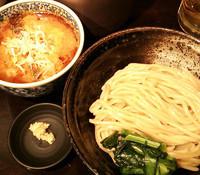 「担々つけ麺¥850」@ほうきぼし+の写真