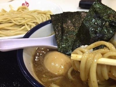 「つけ麺(780円)」@つけめん 玉 ラゾーナ川崎プラザ店の写真