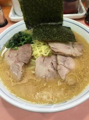 「チャーシュー麺中盛」@ラーメン 中島家の写真