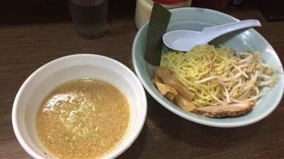「味噌つけめん」@ラーメン専門店 和 久米川店の写真