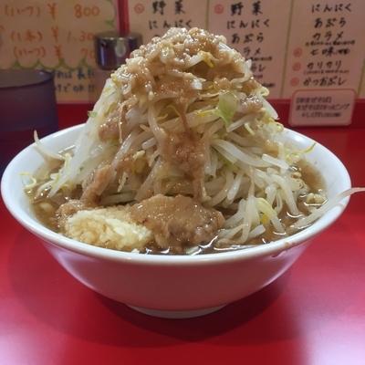 「ミニらーめん(¥630)」@麺屋 桐龍の写真