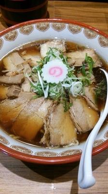 「とろチャーシュー中華蕎麦」@元祖とろチャーシューそば イチカバチカの写真