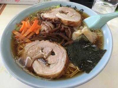 「チャーシューワンタンメン大/¥970」@大塚支店の写真