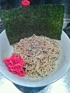 「炒麺 (チャーメン) (夜の部限定/裏メニュー)/¥900」@さんじの写真
