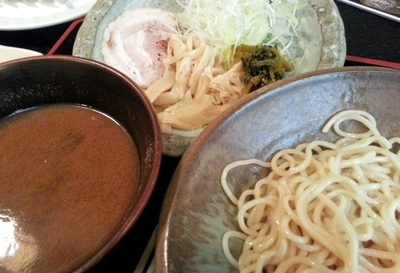 「和風つけ麺 730円」@和風らーめん匠 深谷駅前の写真