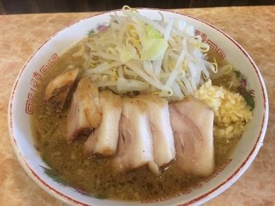 「中豚ダブル¥950」@肉汁らーめん 公 kimiの写真