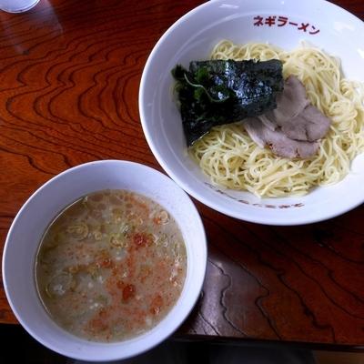 「つけめん(600円)+麺・中盛(100円)」@ラーメンショップ 津久井店の写真