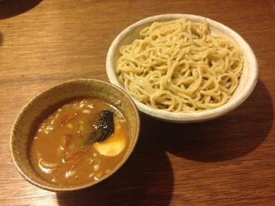 「つけ麺 中盛」@えびすらーめんの写真